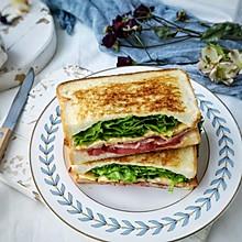 凯撒沙拉三明治#花10分钟,做一道菜!#