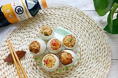 美味的糯米咸蛋