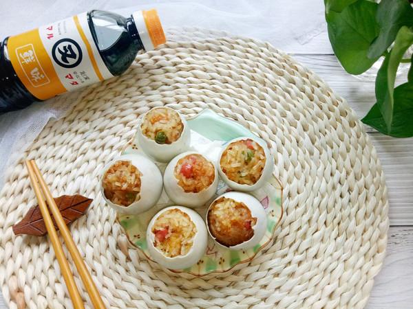 美味的糯米咸蛋的做法