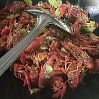 蒜蓉小龙虾#520,美食撩动TA的心!#的做法图解6