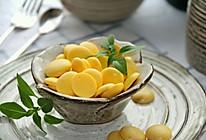 婴儿蛋黄溶豆#跨界烤箱,探索味来#的做法