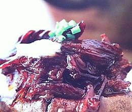 磨菇stuffed beef ribs的做法