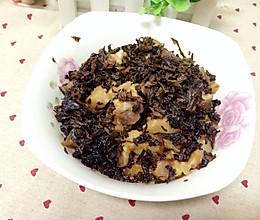 梅菜干蒸肉的做法