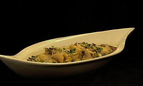 酸菜桂鱼片的做法