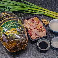 简单易做的家常菜,青蒜炒鸡的做法图解1