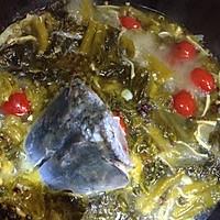 大喜大牛肉粉试用:双椒酸菜鱼的做法图解11