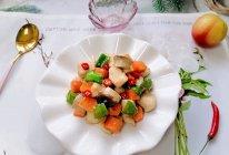 #少盐饮食 轻松生活#杏鲍菇炒鸡丁的做法