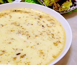 『广东家常菜』菜脯蒸水蛋的做法