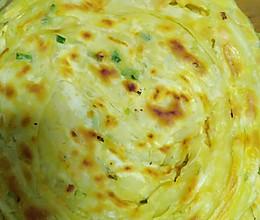 葱花油饼的做法
