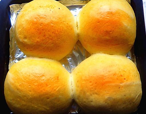 彩色面包的做法