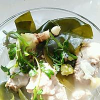 玉米海带排骨汤的做法图解8