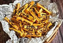 #我的养生日常-远离秋燥#烤红薯条的做法