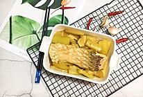 节瓜炆鱼的做法