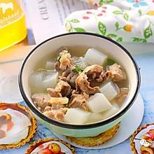 萝卜羊肉汤 宝宝辅食食谱