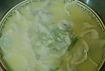 水饺鱼片的做法