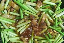 炒蒜苔的做法