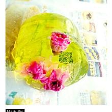 玫瑰花果冻