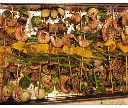 烤菜的做法