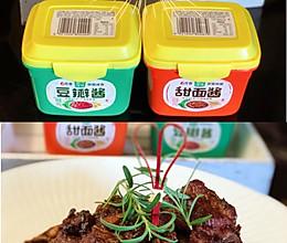 #一勺葱伴侣,成就招牌美味#酱香排骨的做法