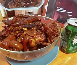 卤猪蹄、鸭锁骨、凤爪… 卤一切的卤菜教程的做法