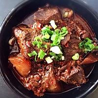 秘制红烧牛肉面的做法图解7