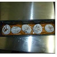 焦糖无花果磅蛋糕的做法图解5