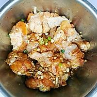 #精品菜谱挑战赛#不放一滴油的黄金炸鸡腿的做法图解11