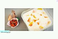 银耳雪蛤炖木瓜的做法