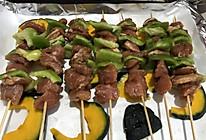 烤肉串的做法