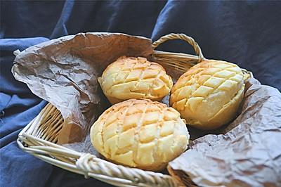 菠萝包#美的烤箱食谱#