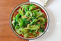 生抽生菜#餐桌上的春日限定#的做法
