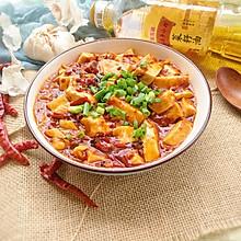 麻婆豆腐#金龙鱼外婆乡小榨菜籽油 最强家乡菜#