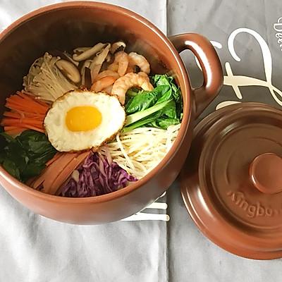 坤博砂鍋韓式石鍋拌飯