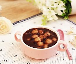 迷迭香:赤豆小元宵的做法