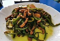 青椒肉丝—快手家常菜的做法