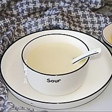 苹果牛奶热饮#快手又营养,我家的冬日必备菜品#