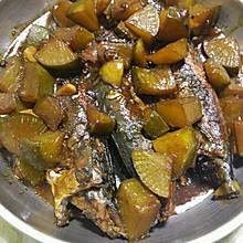 鲅鱼炖萝卜