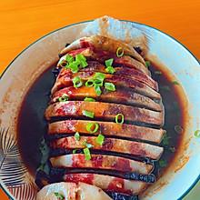 荔浦芋头蒸腊肉