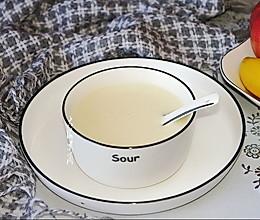 苹果牛奶热饮#快手又营养,我家的冬日必备菜品#的做法