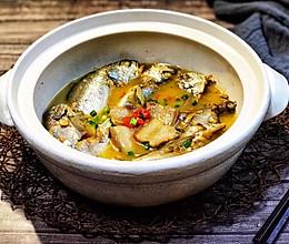 杂鱼炖锅的做法