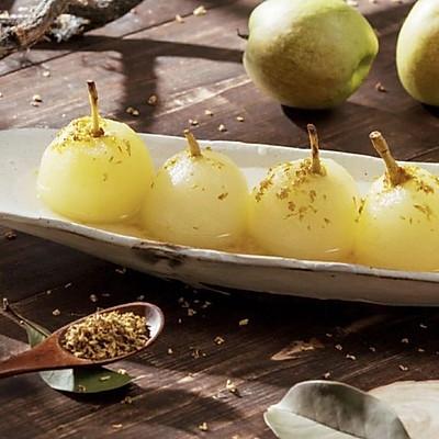梨还可以这样吃,养眼又养颜!