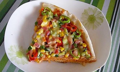 电饼铛披萨的做法的做法