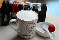 #变身咖啡大师之卡布奇诺的做法