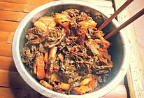 简单又好吃的梅菜干烧肉的做法