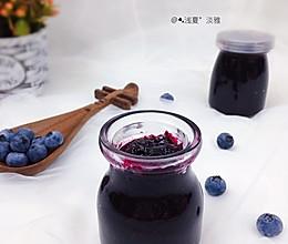 #舌尖上的端午#蓝莓酱的做法
