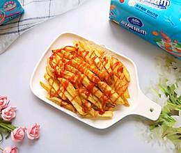#厨房有维达洁净超省心#炸薯条的做法
