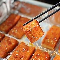 快手烤箱菜——奥尔良烤豆腐的做法图解6