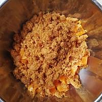 咸蛋黄肉松小面包的做法图解6