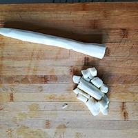 奶香黎麦山药粥(原创)的做法图解3
