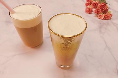 奶盖红茶-浓香又雅致